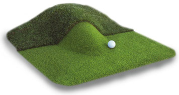 Mini Golf en gazon synthétique Pro à l'image des Grands Golfs