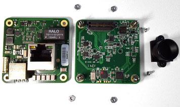 module camera gigabit