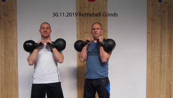Enter The Kettlebell Swing Turkish Get Up