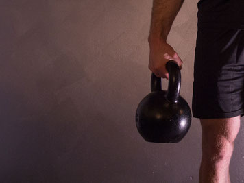 Kettlebell Bodensee Suitcase Carry