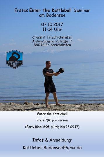 Kettlebell Bodensee Enter The Kettlebell Seminar ETKB