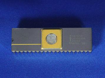 MCS-51 (i8751H) マイクロコントローラ