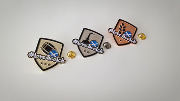 Pins met logo laten maken
