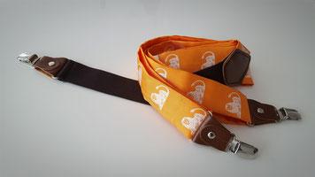 Bretels laten maken voor studenten
