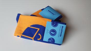 Bol.com sokken met logo