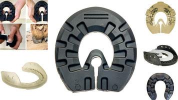 semelles et fers plastiques easyshoes