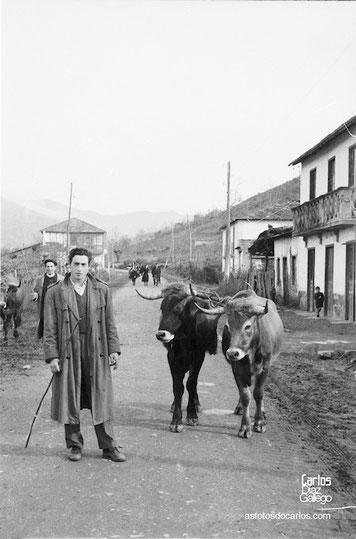 1959-Ribeira-Camino-feria-Carlos-Diaz-Gallego-asfotosdocarlos.com