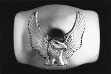 Eagle Belt Buckle _3