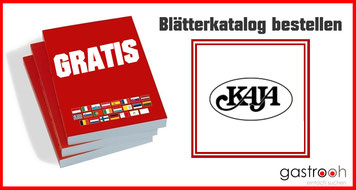 Katalog bestellen Kaja