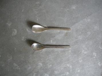カップアイススプーン 9cm(銀) ¥2,600〜¥2,800
