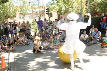 Fiestas del barrio Covibar