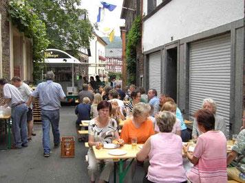 Das Pumpenfest  (letztmalig 2006)