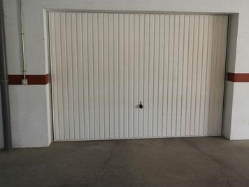 Eigene Garage