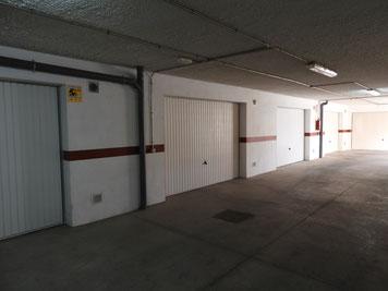 Gemeinschaftseinfahrt zur Garage