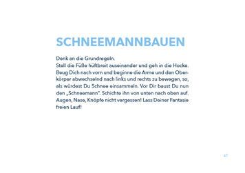 Anleitung zur Durchführung der Pose (Übung).
