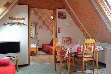 Ferienwohnung mit Seesicht, Nordsee, Cuxhaven