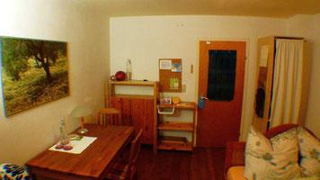 Selbstversorger Gästezimmer ohne Elektrosmog