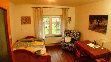 Entspannung im Urlaub in Selbstversorgerzimmern ohne WLAN und Esmog