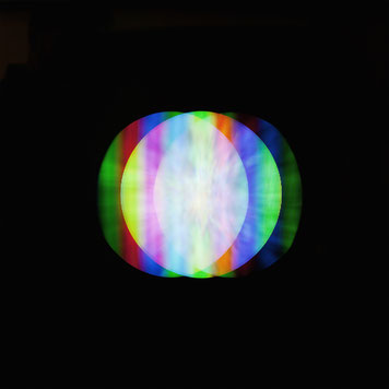 Steaphan Tillmans, Fotografie, Unikat, Leuchtpunktordnungen
