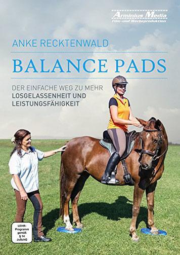 DVD - Anke Recktenwald, Balance Pads