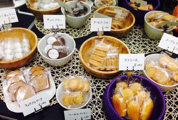 美味しいクッキーがたくさん!楢崎洋菓子工房 唐人町商店街