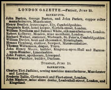 Chester Chronicle - 23 June 1855