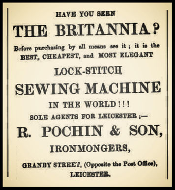Leicester Mail - 05 December 1868