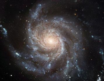 Sternenwirbel /spirale im Universum