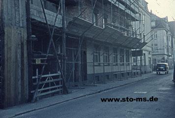 Marientalstraße Ende 1950er Jahre