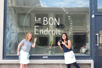 Le Bon Endroit, épicerie en vrac le Havre