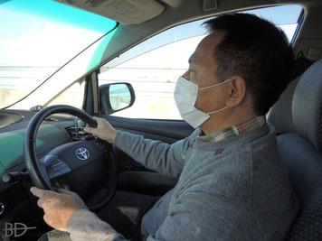 横田英樹プロ(JPBA)fun to drive