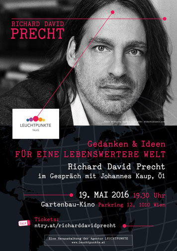 Leuchtpunkte Talks: Richard David Precht