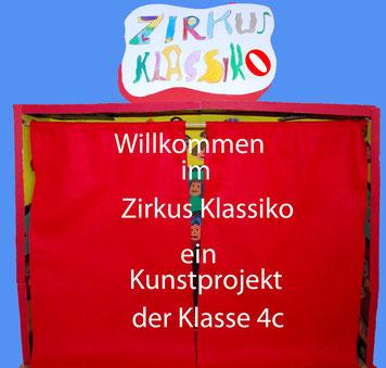 Ein Zirkus-und Filmprojekt inspiriert durch Alexander Calders Circus