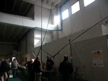 Antenne e canne da pesca