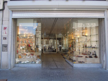 Magasin de chaussures Chimay Couvin