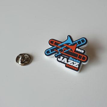 PVC Pins Speldjes met logo laten maken