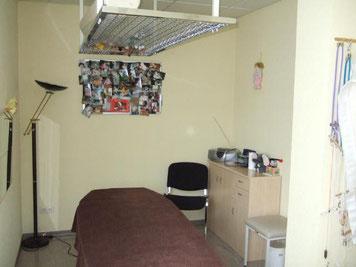einer unserer Behandlungsräume