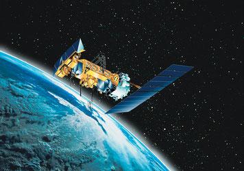 NOAA-POES18 satellite. Image credit: NOAA