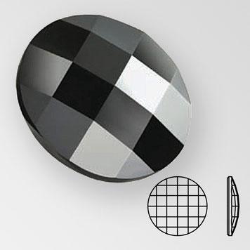 Preciosa Chessboard Circle Jet