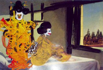 Eine kleine Geisha-Geschichte