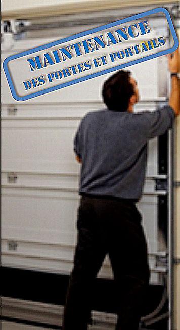 Maintenance des portes et portails