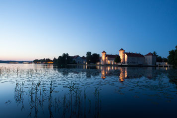 Bild: Schloss Rheinsberg © Henry Mundt