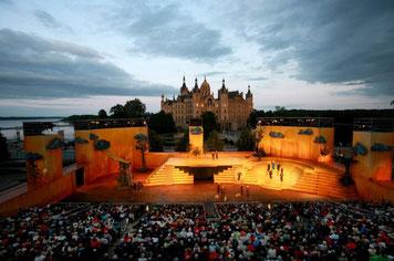Schlossfestspiele 2018 © Mecklenburgisches Staatstheater, Silke Winkler
