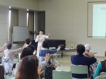兵庫県健康財団(宝塚市)講師 シニア 健康寿命 認知症予防