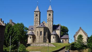 Die Basilika von St. Odilienberg