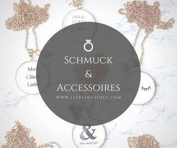Spruchketten Little Star Schmuck Tücher