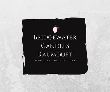 Bridgewater Candles Duft Sachets Wax Bars