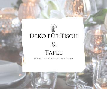 Tisch Deko Windlichter Shop