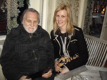 Kéty Lucy et Jean-Jacques Debout 2010