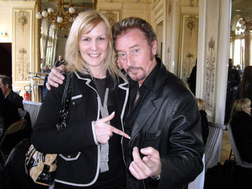 Johnny Rock et Kéty Lucy 2010